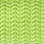 Zielona lamówka