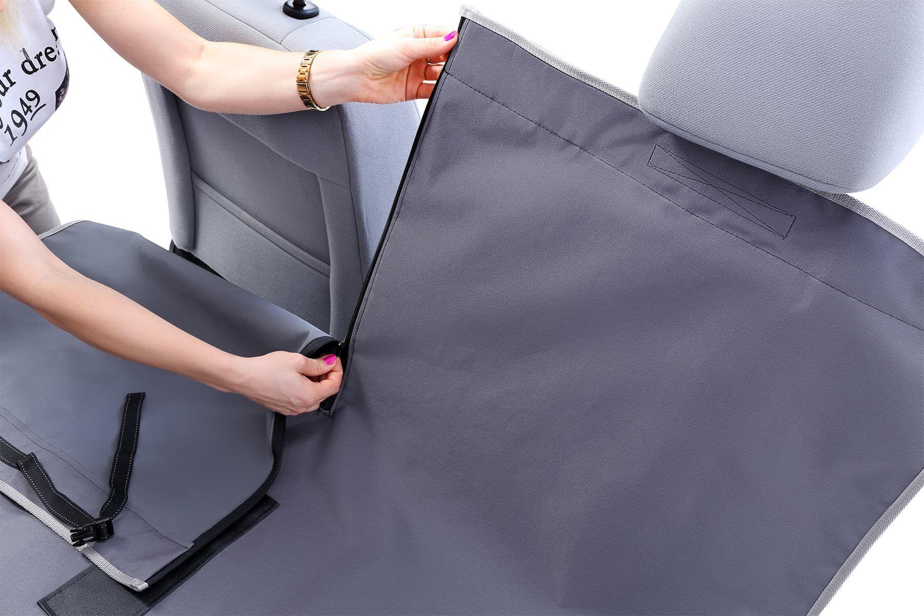 Mata samochodowa z bokami - Kardimata Anti Slip