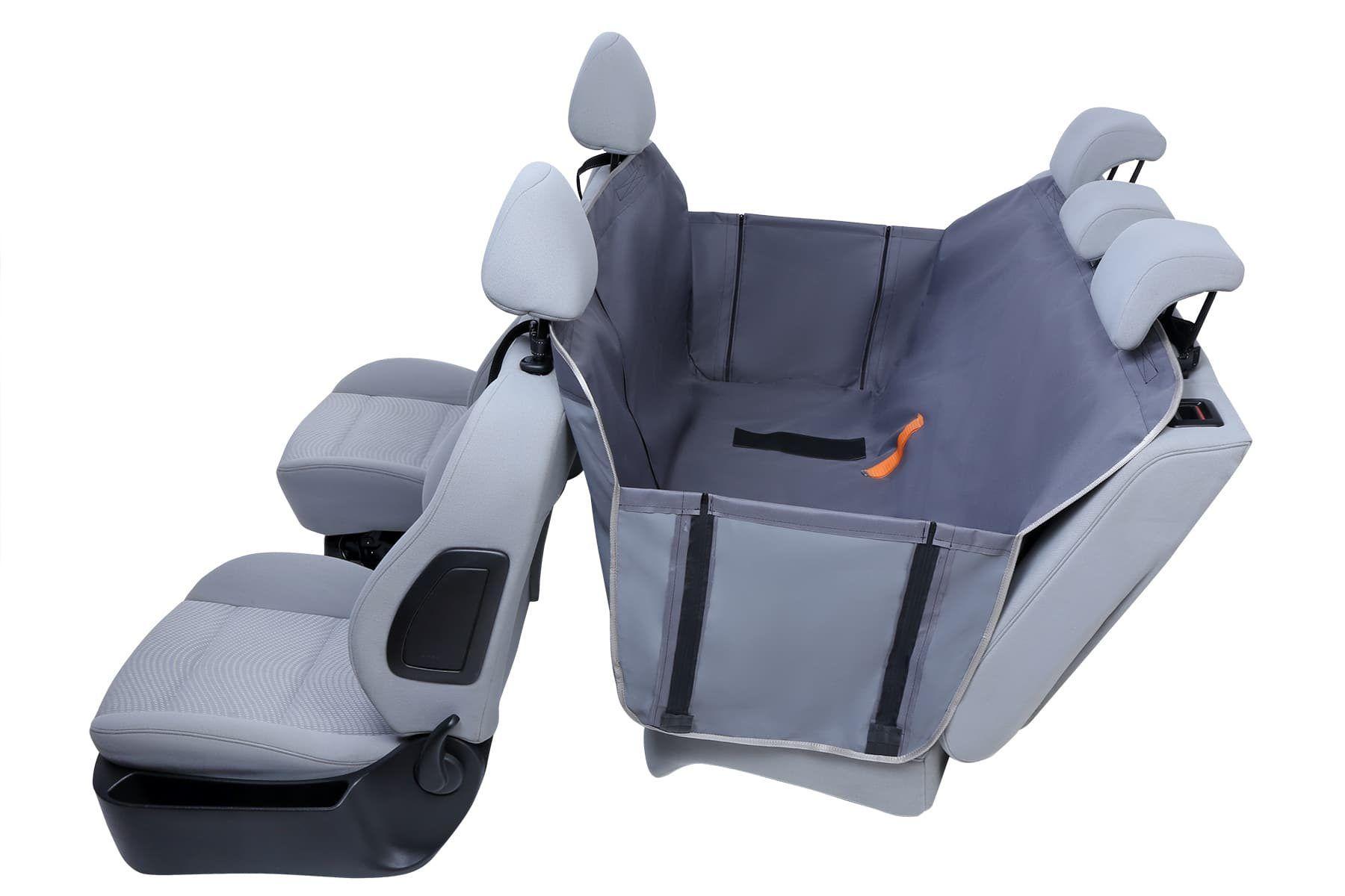 Mata samochodowa z bokami i z zamkiem - Kardimata Anti Slip