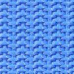 Niebieska lamówka