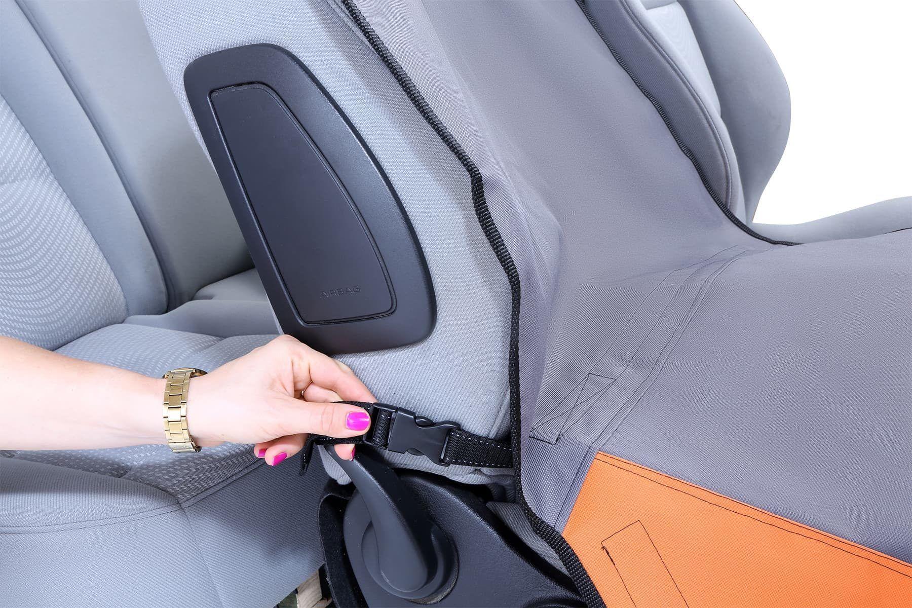 Mata samochodowa - Kardimata Activ  na przedni fotel