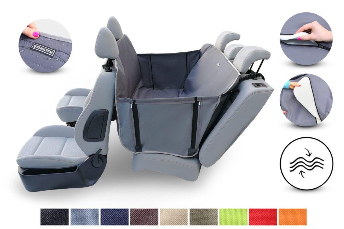 Mata samochodowa z gąbką - Kardimata Max Komfort