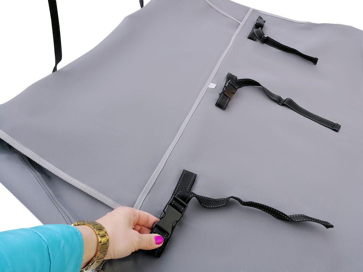 Mata samochodowa do bagażnika - Kardibag Protect